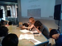Presentación de Euraca DOS (María Salgado + Patricia Esteban)