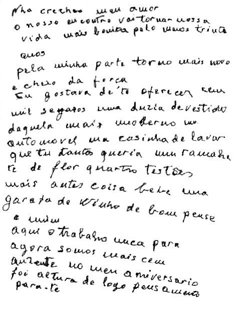 La carta de Ventura I